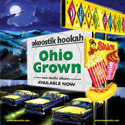 Ekoostik Hookah - Ohio Grown