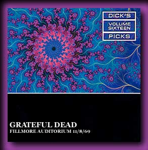 Grateful Dead - Dick's Picks 16: November 1969