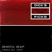 Dick's Picks, Volume 2: October 1971
