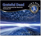 Grateful Dead - Dick's Picks 34: November 1977