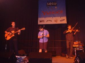 Kelly Hogan / SxSW 2002