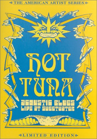 Hot Tuna - Acoustic Blues DVD