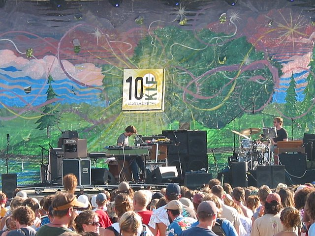 Benevento-Russo Duo at 10K Lakes 2006
