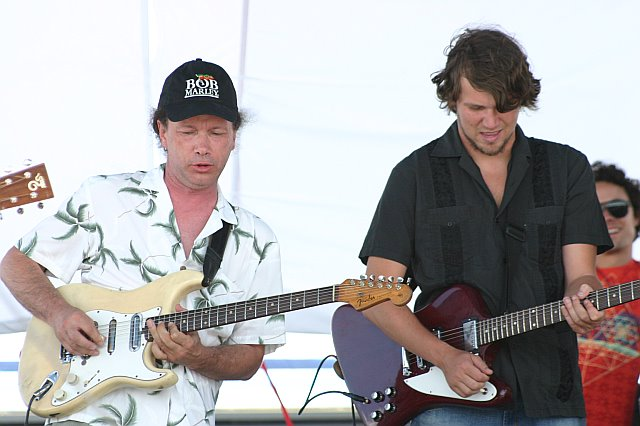 Steve Kimock / Everyone Orchestra at 10K Lakes 2006