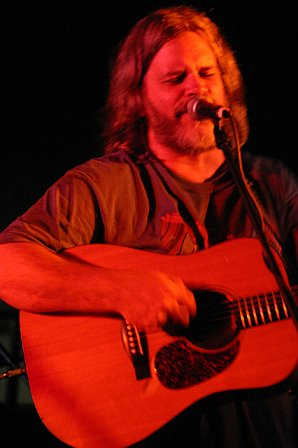 Vince Herman Performing at 10K Lakes Festival - 2006