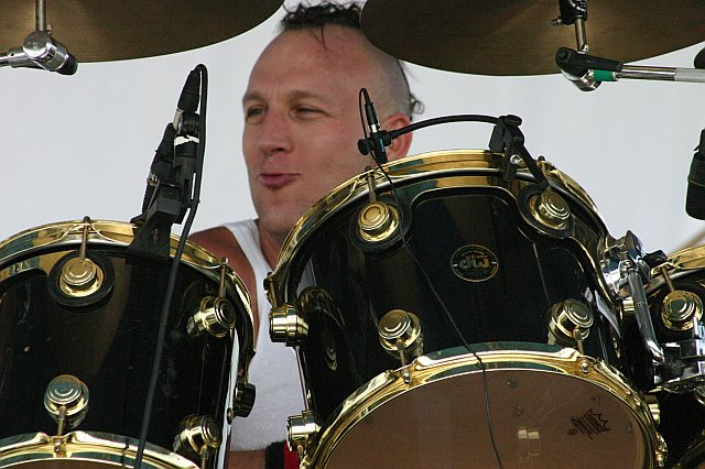 Stephen Perkins at 10K Lakes 2006