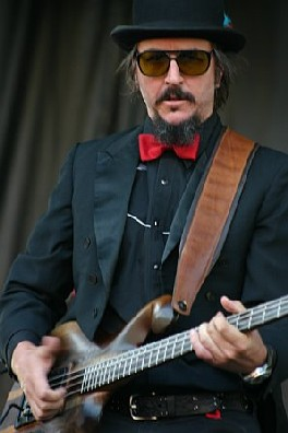 Les Claypool at All Good Music Festival