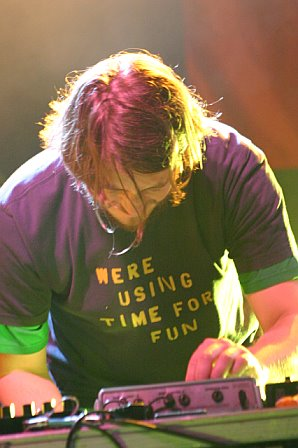 Marco Benevento at All Good 2007