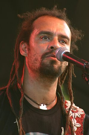 Michael Franti Close-Up