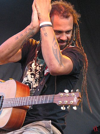 Michael Franti - All Good - Ropeadope