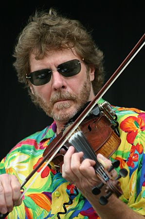 Sam Bush on Fiddle