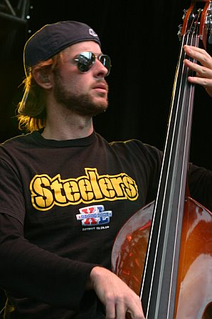 Yonder Mountain String Band's Ben Kaufmann