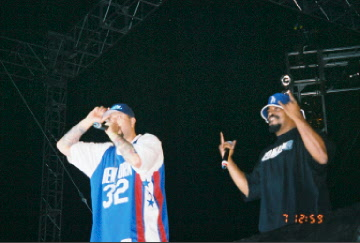 Cypress Hill at San Diego Street Scene in 2003