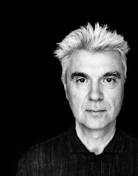 David Byrne Publicity Photo