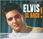 Elvis Presley - Elvis Is Back / Something for Everybody: Legacy Edition