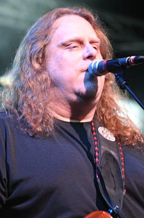 Warren Haynes and Gov't Mule at Tampa Theatre - November 5, 2006