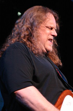 Warren Haynes with Gov't Mule on November 5, 2006 in Tampa, FL
