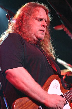 Warren Haynes in Tampa, FL - November 5, 2006