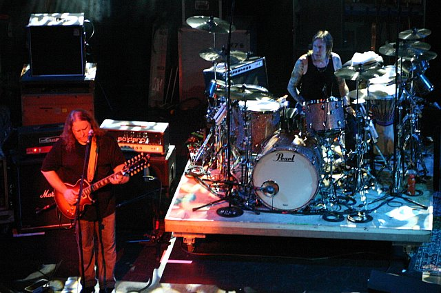 Warren Haynes and Matt Abts with Gov't Mule - November 5, 2006