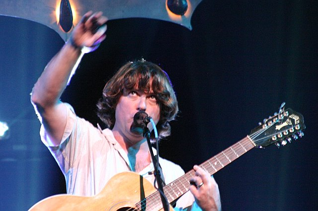 Keller Williams Performing at the Tampa Theatre in Tampa, FL