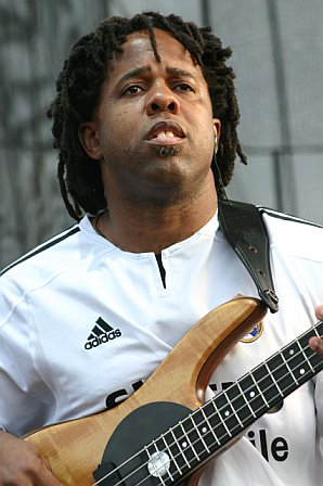 Victor Wooten Performs at Langerado