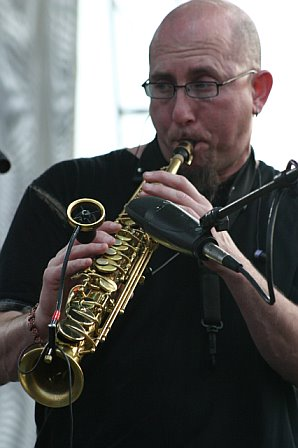 Flecktone Jeff Coffin