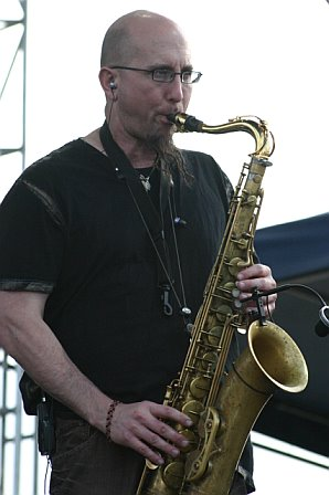The Flecktones Jeff Coffin
