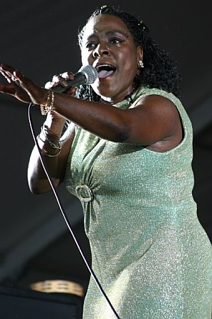 Sharon Jones - March 9, 2007