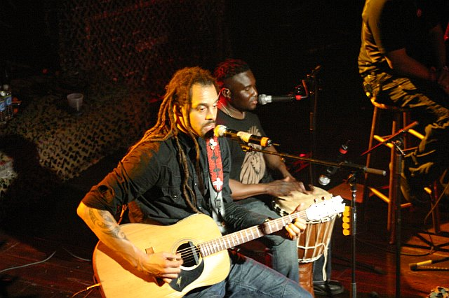 Michael Franti and Spearhead at Revolution