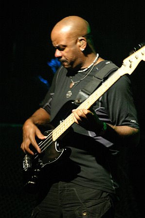 Spearhead Bassist Carl Young