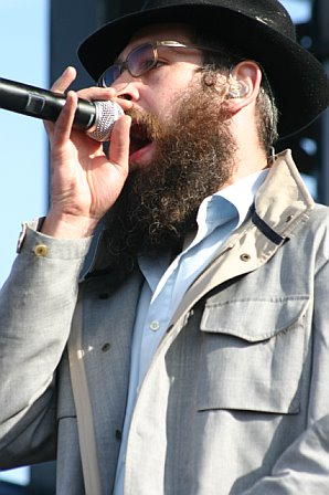 Matisyahu Performs on March 11, 2007