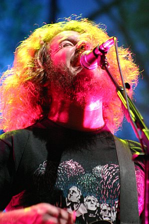 Jim James Shows His Angst