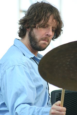 Billy Martin with Medeski, Martin, and Wood