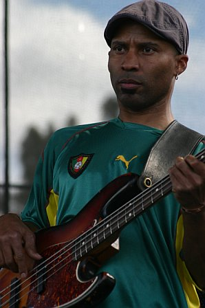 Ron Johnson and New Monsoon - Langerado 2007