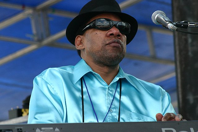 Henry Butler and the New Orleans Social Club