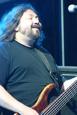 Widespread Panic's Dave Schools