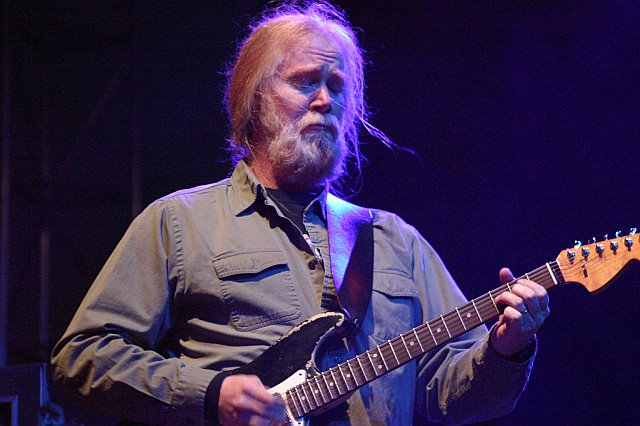 Jimmy Herring Joins Widespread Panic