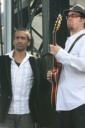 Soulive's Alan Evans and Eric Krasno