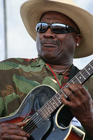 Blues Artist Taj Mahal