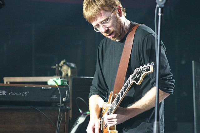 Trey Anastasio - Revolution