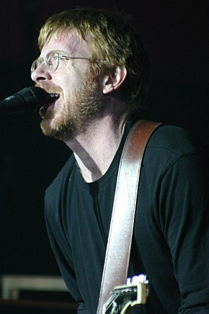 Trey Anastasio Performs