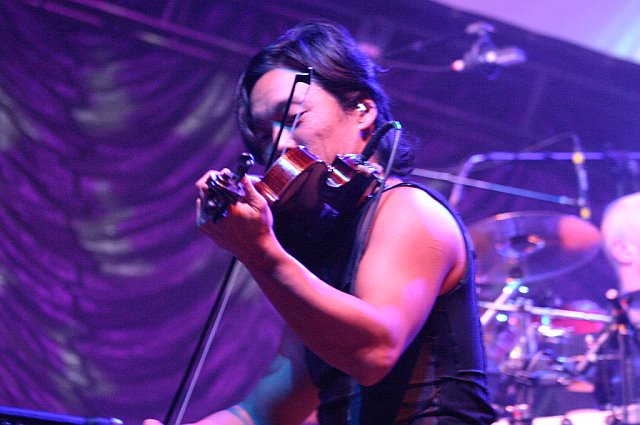 String Cheese Incident's Michael Kang at Fox Theatre - November 24, 2006