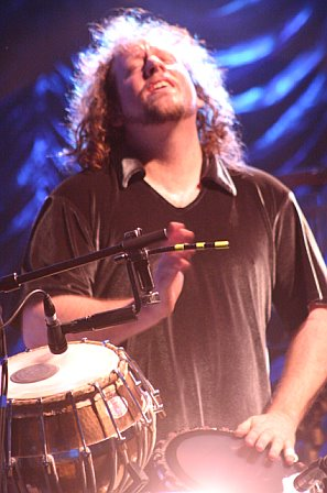 String Cheese Incident's Jason Hann at Fox Theatre - November 24, 2006