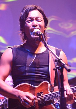 Michael Kang with SCI at Fox Theatre in Atlanta, GA (2006)