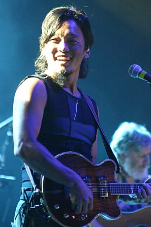 SCI's Michael Kang at Fox Theatre in Atlanta, GA - November 24, 2006