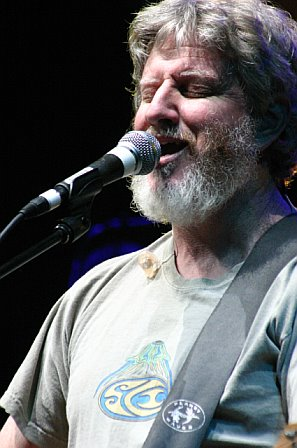 String Cheese Incident's Bill Nershi Sings