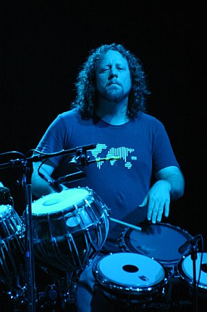 Jason Hann with String Cheese Incident in Tampa, FL - October 19, 2006