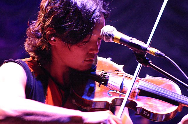 String Cheese Incident's Michael Kang in Tampa, FL - October 19, 2006