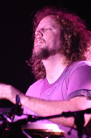 String Cheese Incident's Jason Hann in Pompano Beach, FL - October 20, 2006