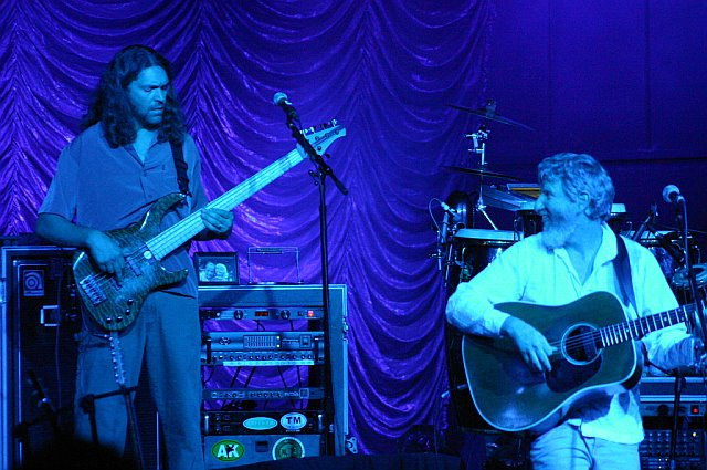 String Cheese Incident's Keith Moseley and Bill Neshi in Pompano Beach, FL - October 20, 2006